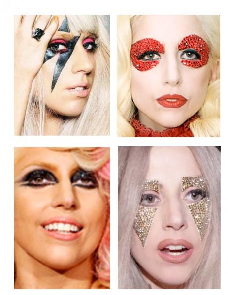 Lady Gaga inspira Makes para Halloween