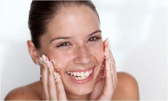 Esfoliação para Preparar pele para o Verão