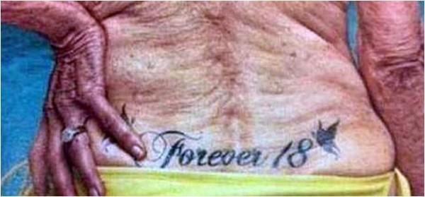 Modismo é um dos erros ao fazer uma tatuagem