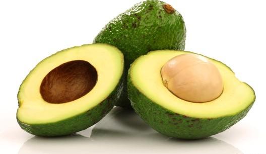 xampu certo com óleo de abacate