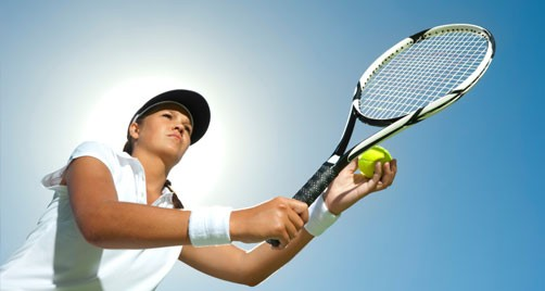 Tênis é uma ótima opção de atividade física
