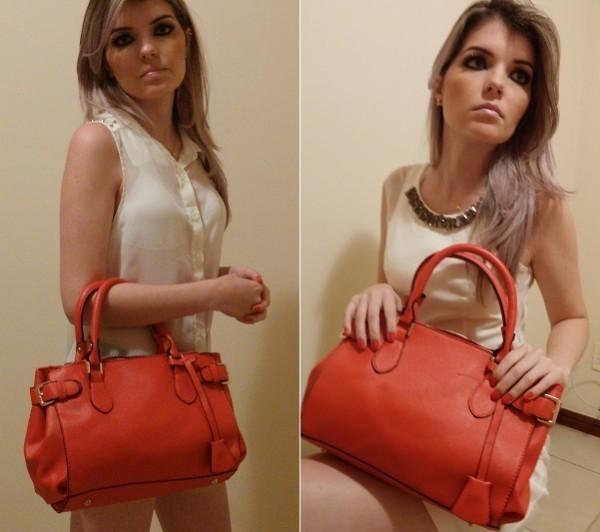 Bolsas femininas estilo carteiro