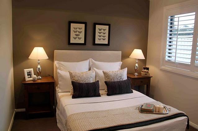Ideias de decoração para quarto de casal Site de Beleza  ~ Luminarias Em Quarto Pequeno