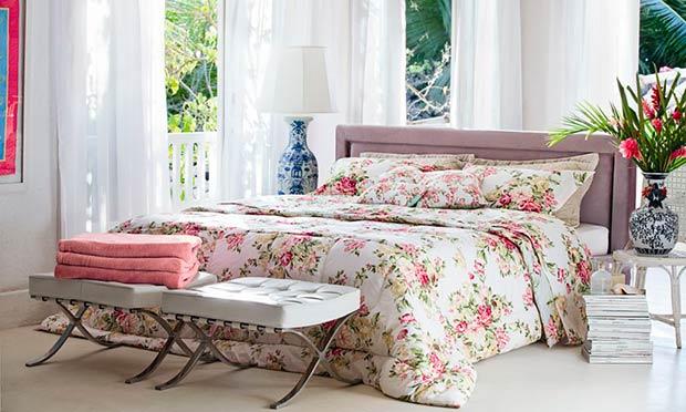 Ideias de decoração para quarto de casal Site de Beleza  ~ Quarto Romantico Simples