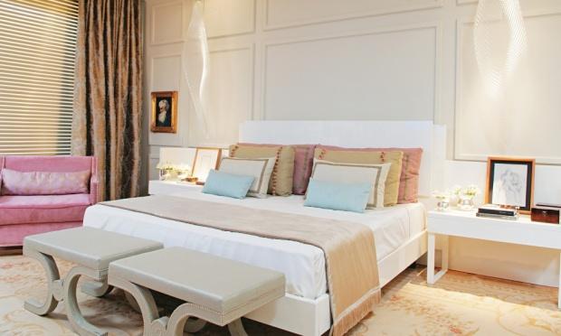 Ideias de decoração para quarto de casal Site de Beleza  ~ Um Quarto Romantico