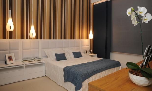 Ideias de decoração para quarto de casal Site de Beleza  ~ Quarto Solteiro Estilo Romantico