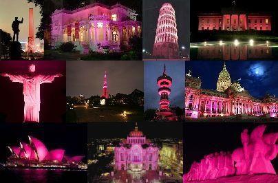 outubro rosa esmaltes rosa