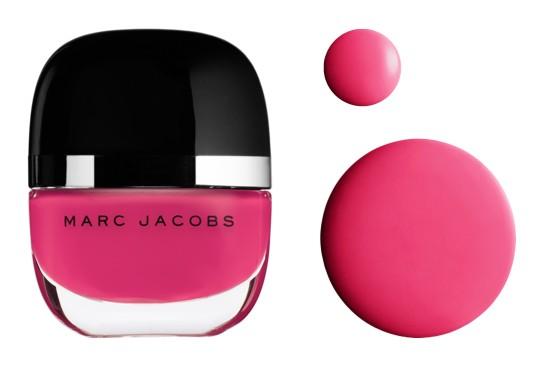 esmaltes rosa marc jacobs