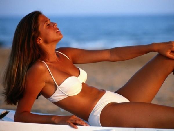 Mantenha o bronzeado da pele no verão