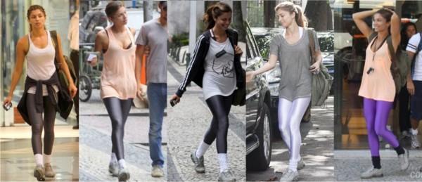 modelos de leggings da moda fitness 2015