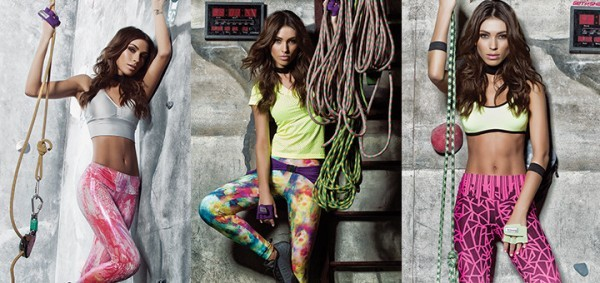Legging da moda fitness 2015