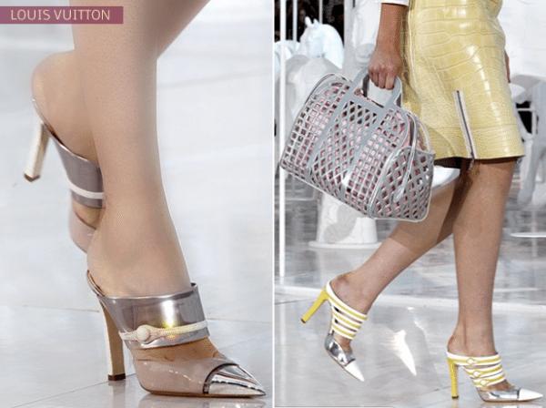 mule Louis Vuitton
