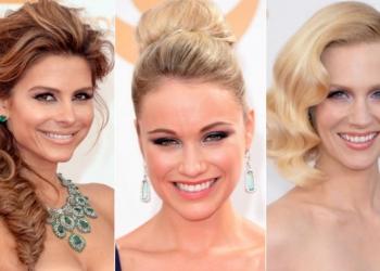 Fotos de penteados sofiticados