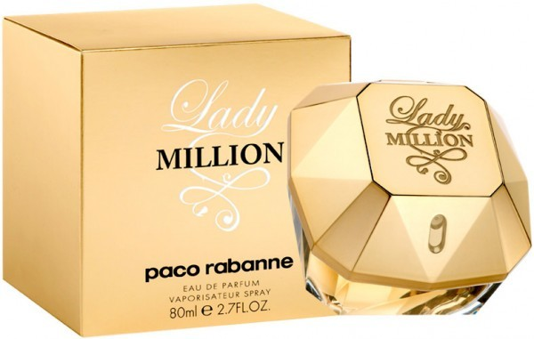 perfume feminino Lady Million - Paco Rabanne