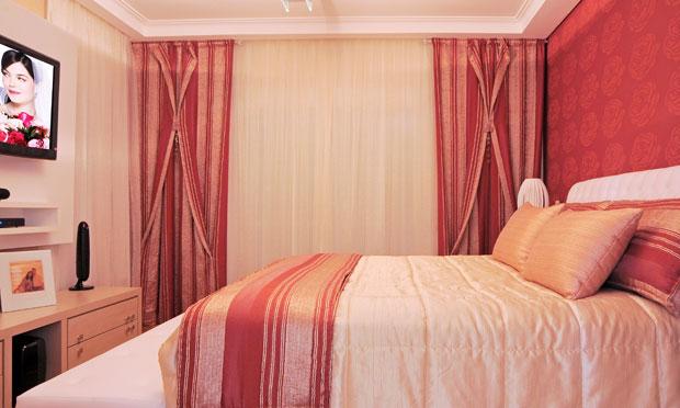 Sugestões de cores para quarto de casal Site de Beleza e