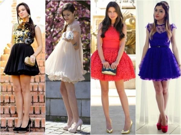 modelitos de vestidos para formatura