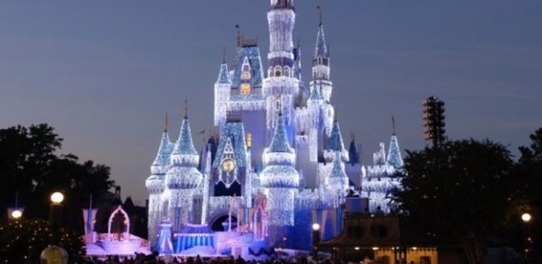 Disney Orlando EUA lugar para passar o Natal