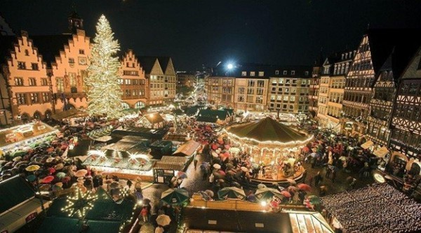 Estrasburgo Franca Lugar para passar o Natal