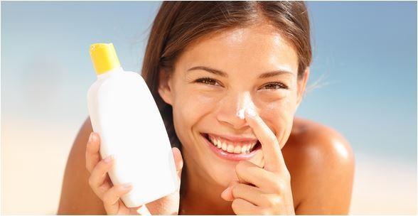 Protetor solar ideal para o rosto