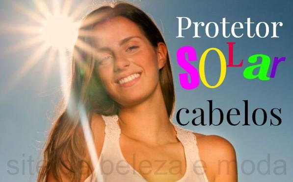 Protetor solar para cabelos: o que é e como usá-lo