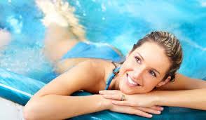Protetor solar para cabelos de mulheres loiras