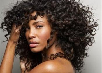 hidratação para cabelos crespos