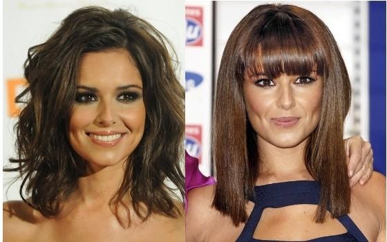 foto de mulheres que usam o corte de cabelo médio