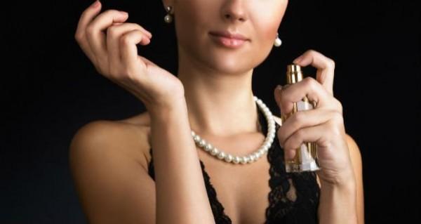 perfume da mulher irresistível