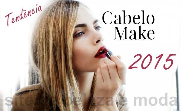 Tendências de cabelo e maquiagem para o inverno 2015