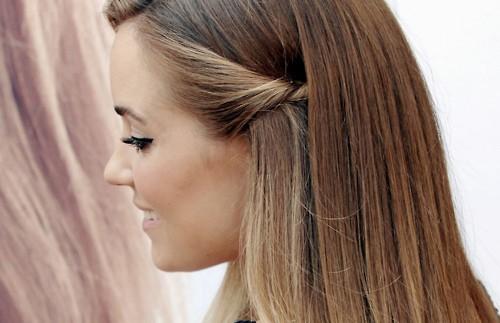 Finalizador certo para cabelo liso