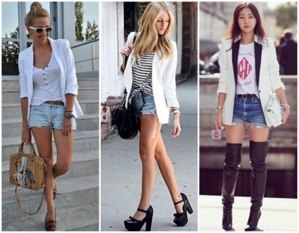 Short jeans é uma das peças de roupa que nunca saem de moda