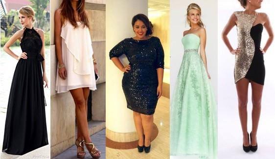 Modelos de vestidos para eventos de dia