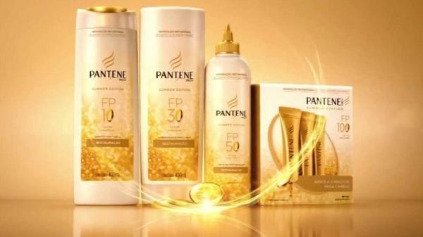 Fios loiros: linha da Pantene Summer Edition contém filtro solar