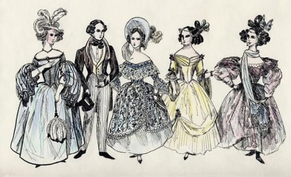 Conheça a história do vestido