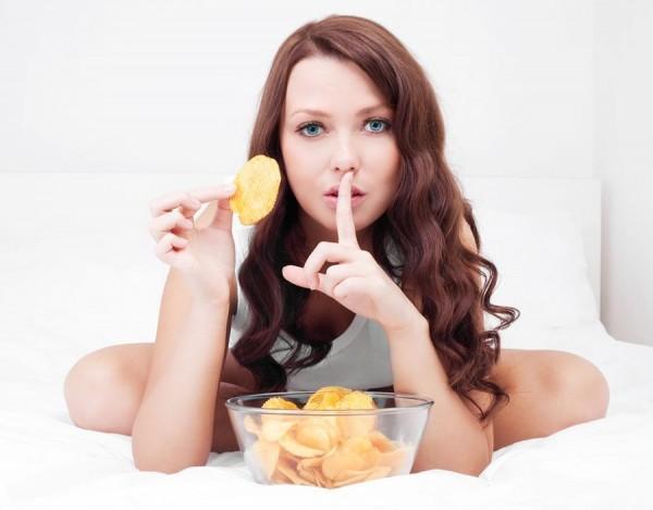 Alimentação Inadequada causa rugas