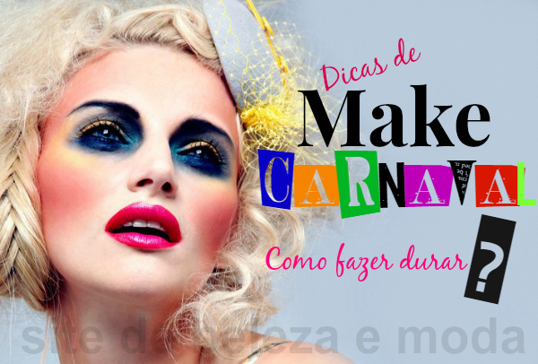 Make de carnaval