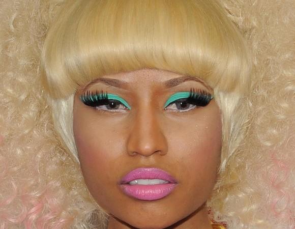 Maquiagem de carnaval da cantora Nicki Minaj