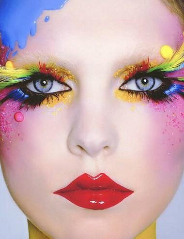 Imagem de Maquiagem de carnaval