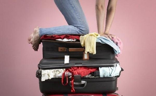 Como fazer a mala de viagem