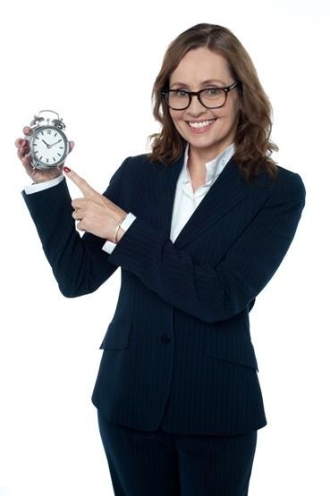 etiqueta no trabalho - evite atrasos