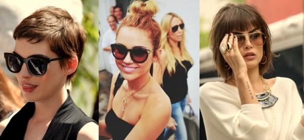 óculos de sol das famosas