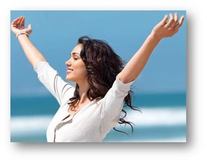 seja otimista para ficar mais autoconfiante