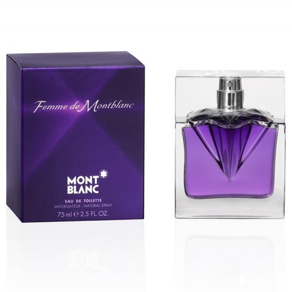 Femme de Montblanc e um dos melhores perfumes femininos para o inverno