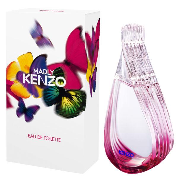 Madly Kenzo Eau de Toilette entre os melhores perfumes femininos para o inverno