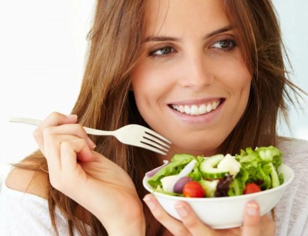 A alimentação correta é grande aliada do rejuvenescimento