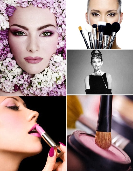 Fotos de maquiagem para usar com vestido preto