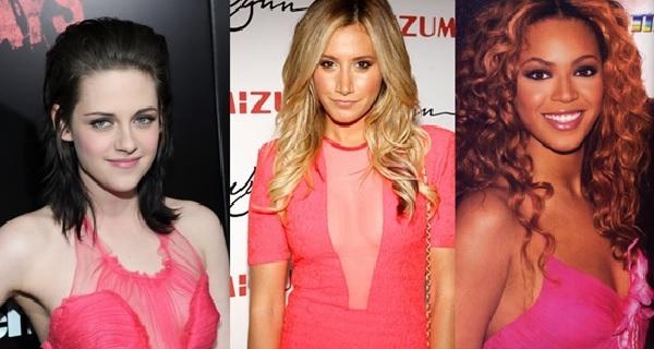 maquiagem para combinar com o vestido rosa