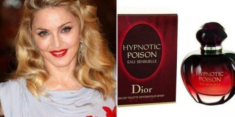 Perfume da Madonna