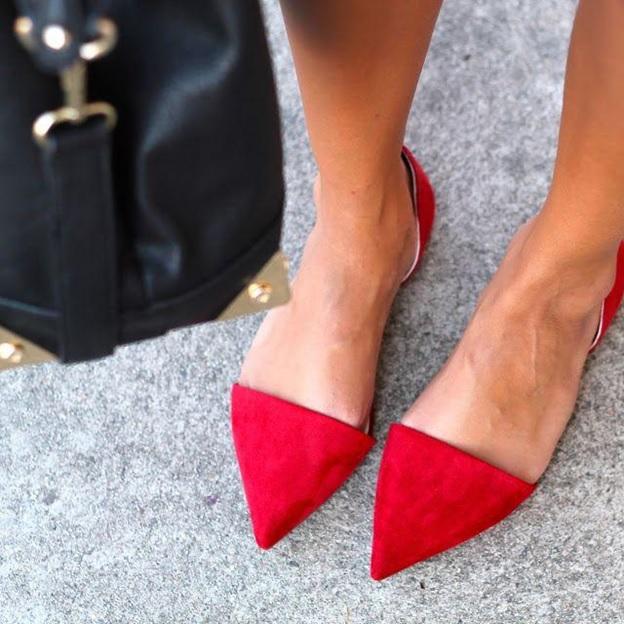 sapatilhas clássicas