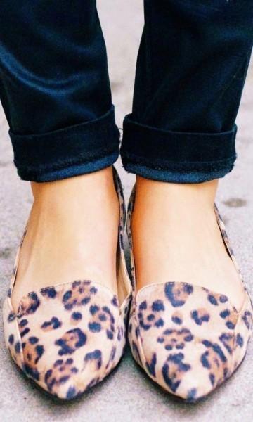 sapatilhas estampadas